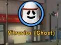Ghost Vitruvius