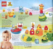 Katalog produktů LEGO® za rok 2005-04
