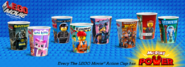 LEGO MOVIE HAPPY MEAL