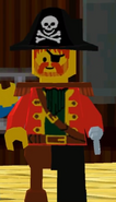Red redbeard