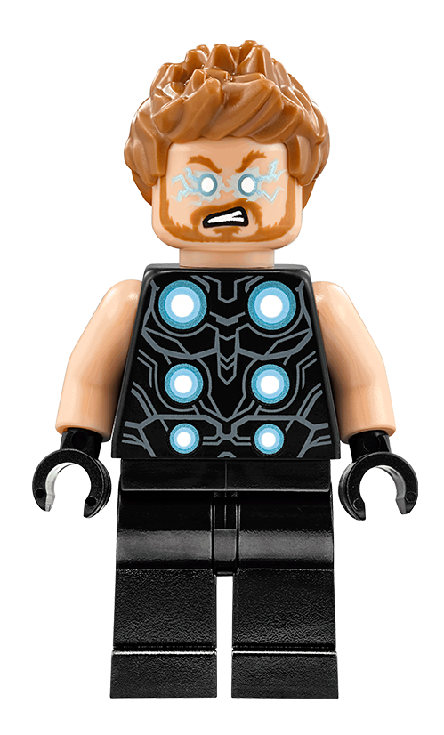 NEW LEGO THOR FROM SET 76102 AVENGERS INFINITY WAR sh502