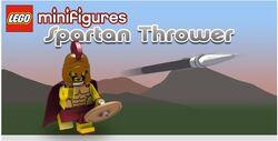 Spartan Thrower