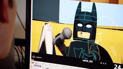 "The LEGO Movie - ""Creating the Bricks"" HD"