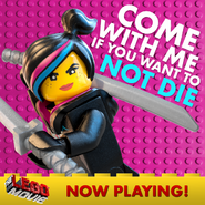 The LEGO Movie Wyldstyle 4