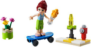 30101 Skateboarder Mia Set
