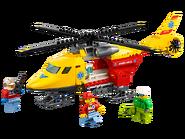 60179 L'hélicoptère-ambulance