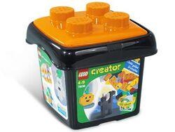 7836 Halloween Creator Bucket
