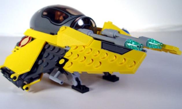 Image Anakins Starfighter 2g Brickipedia Fandom Powered By