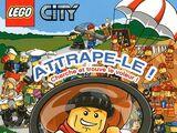LEGO City : Attrape-le ! Cherche et trouve le voleur !