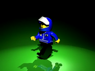 LEGO Racers The Video Game minifigure