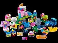 41455 La boîte de briques Unikingdom