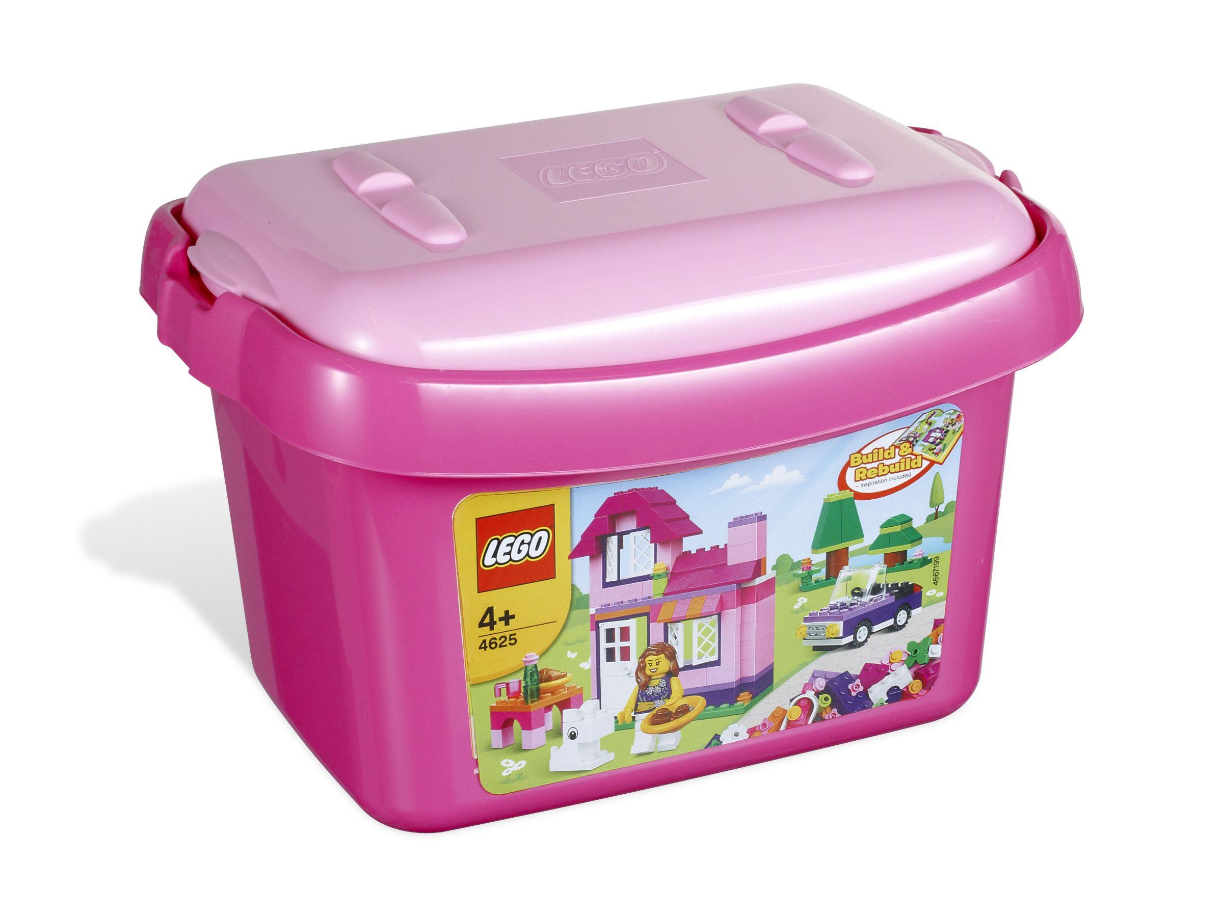 4625 Pink Brick Box Brickipedia FANDOM powered by Wikia