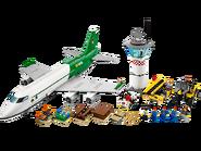 60022 Le terminal de l'aéroport