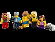 60153 Ensemble de figurines City - La plage 15