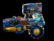 70731 Le buggy lance-missiles de Jay 3
