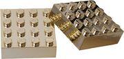 852745 Metallized Magnet Set