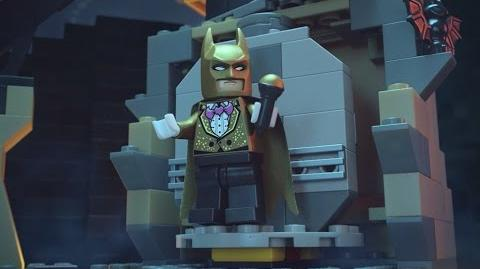 Batcave Break-in 70909 - The LEGO Batman Movie - Product Animation