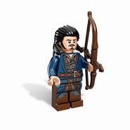 Lego comic con bard