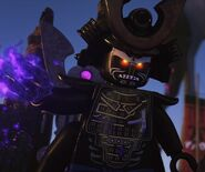 Lord Garmadon's Power
