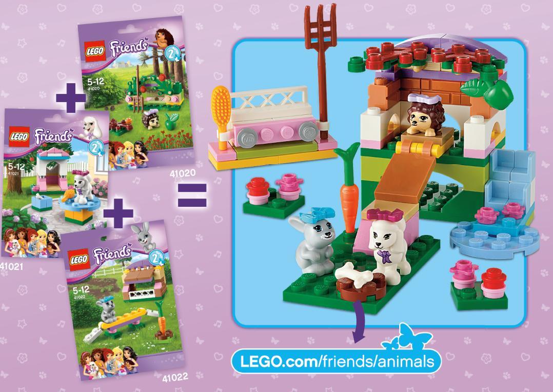 Friends Animals Brickipedia Fandom Powered By Wikia