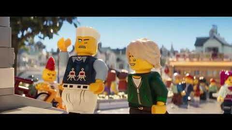 The Lego Ninjago Movie Clip - Boo Lloyd