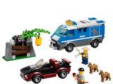 4441 Le fourgon du chien de police