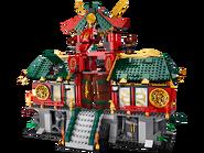 70728 Le Temple de Ninjago City 2