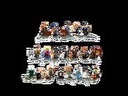 71022 Minifigures Série Harry Potter et Les Animaux fantastiques 3