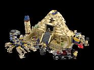 7327 La Pyramide du scorpion