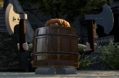 Bombur barrel