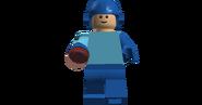 Custom Mega Man Unedited