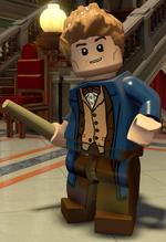 Newt lego
