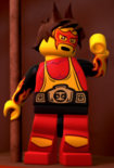 The Red Shogun