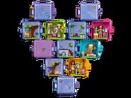 41438 Le cube de jeu de la jungle d'Emma 3