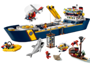 60266 Le bateau d'exploration océanique 2