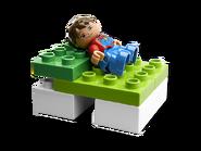 6051 Apprendre l'alphabet avec DUPLO 4