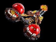 70314 Le chariot du chaos du Maître des bêtes 3