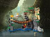 70608 Le pont de la jungle