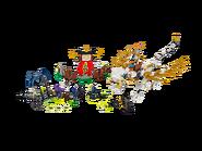 70734 Le dragon de Maître Wu