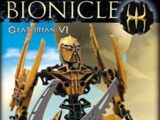 BIONICLE: Glatorian VI