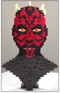 Darth Maul bust