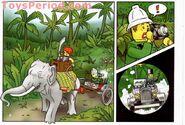 Elephant caravan comic 1