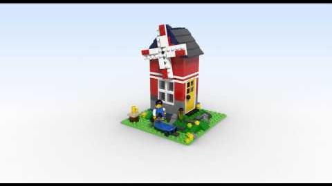LEGO Creator - Small Cottage