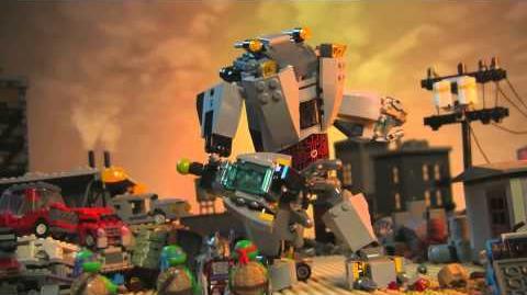LEGO Teenage Mutant Ninja Turtles Donatello