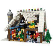 10229 Le cottage d'hiver 3