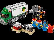 60020 Le camion de marchandises