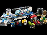 60049 Le transport de l'hélicoptère