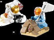 60230 Ensemble de figurines - La recherche et le développement spatiaux 8