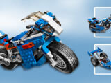 6747 La moto de course