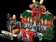 70728 Le Temple de Ninjago City